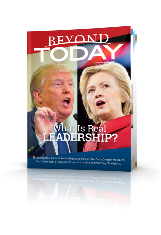 Beyond Today Magazine