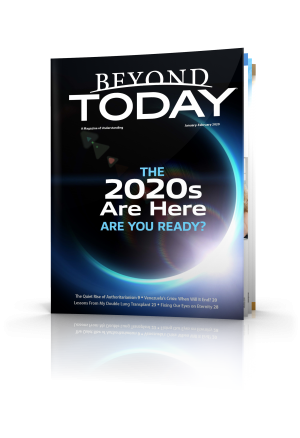 Beyond Today Magazine