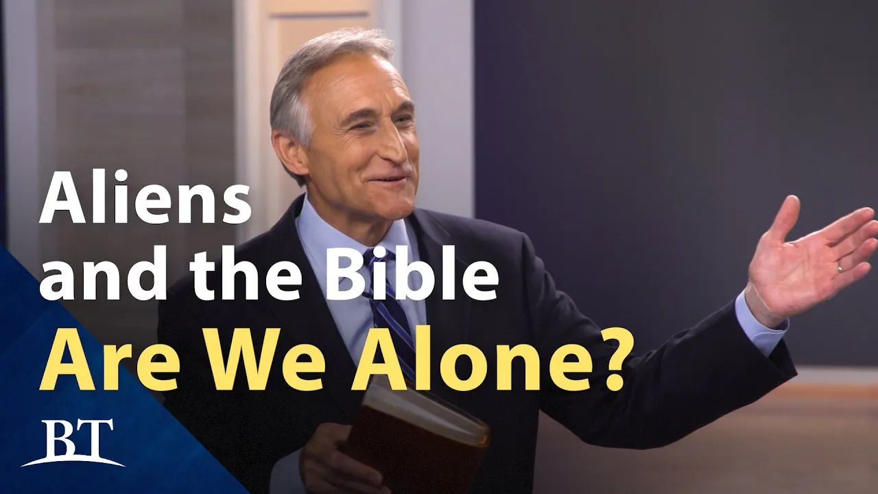 Aliens and the Bible: Are We Alone?