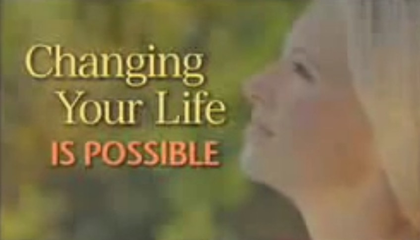 Changing Your Life Is Possible