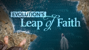 Evolution's Leap of Faith