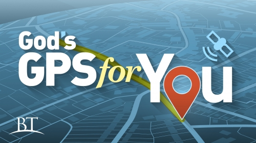 God's GPS for You