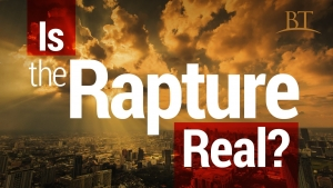 Is the Rapture Wrong?