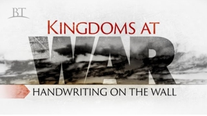 Kingdoms at War: Handwriting on the Wall