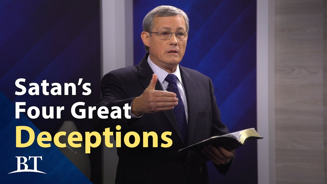 Satan's Four Great Deceptions