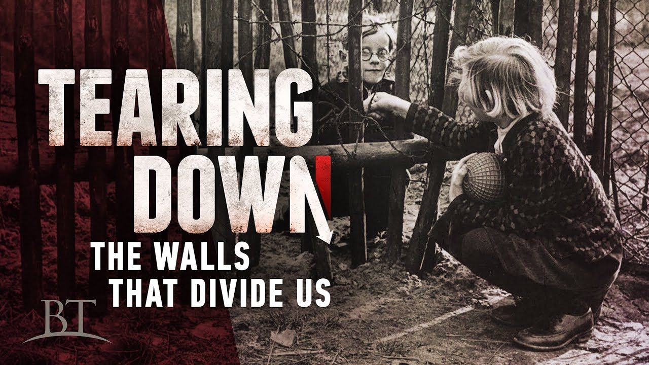 Tearing Down the Walls that Divide Us