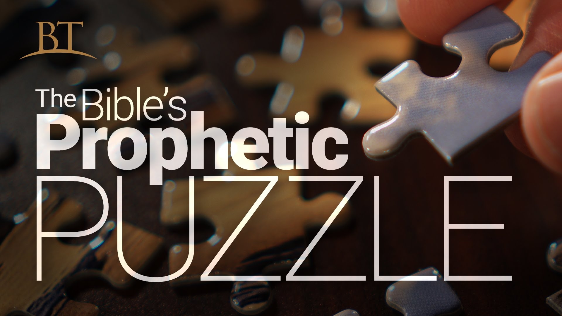 The Bible's Prophetic Puzzle