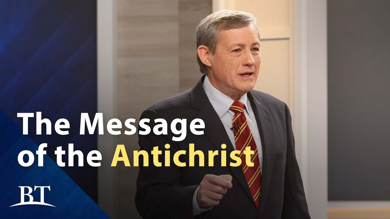 The Message of the Antichrist