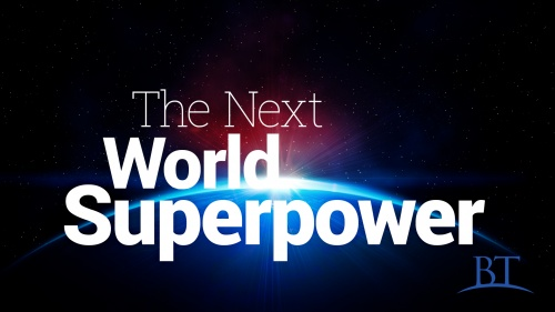 The Next World Superpower