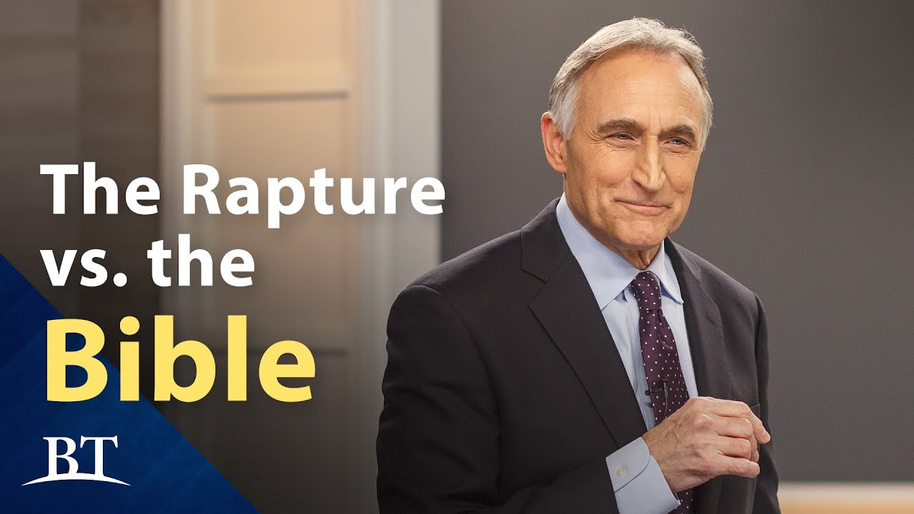 The Rapture Versus the Bible