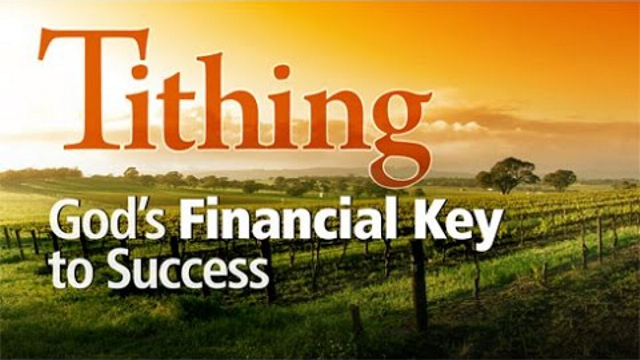 Tithing: God's Financial Key to Success