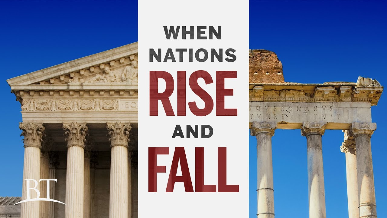 When Nations Rise and Fall