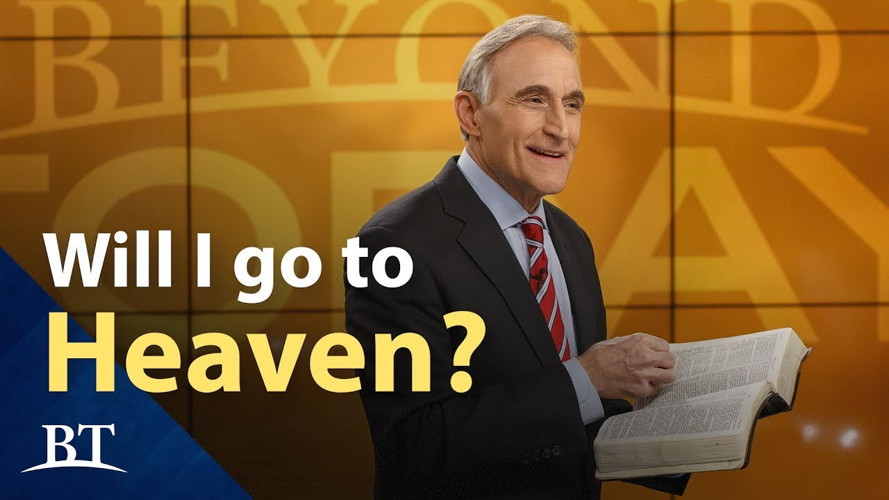 Will I Go To Heaven?