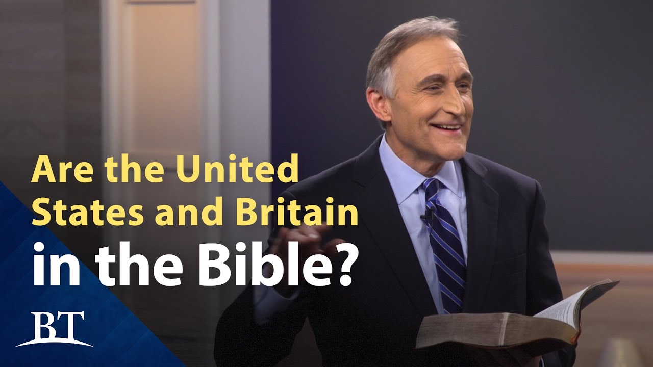 Are the United States and Britain in the Bible?
