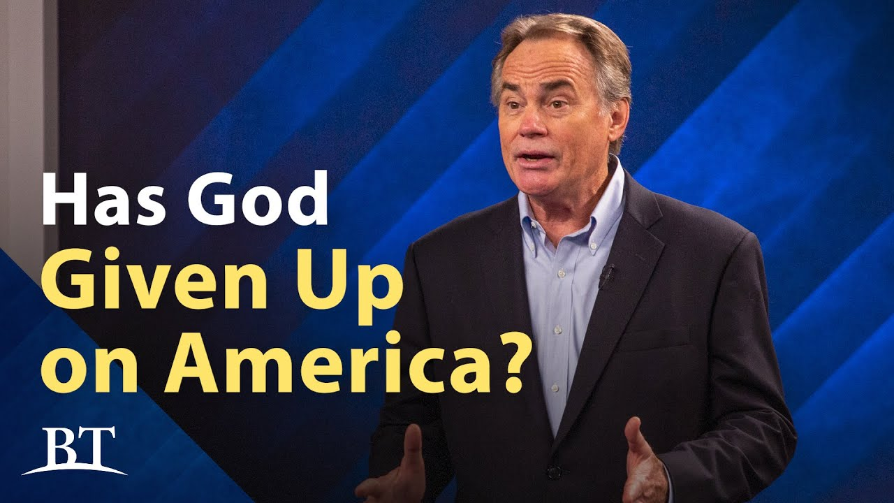 Has God Given Up On America?