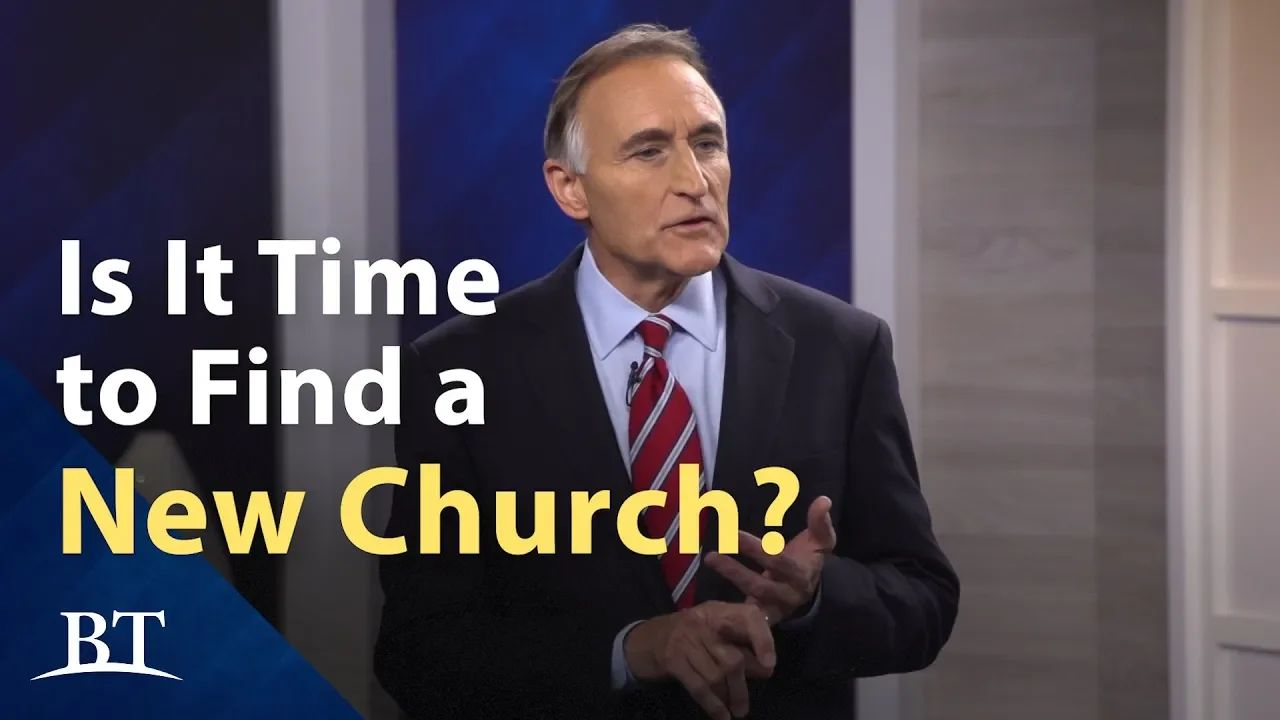Is It Time to Find a New Church?