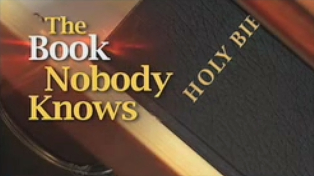 The Book Nobody Knows