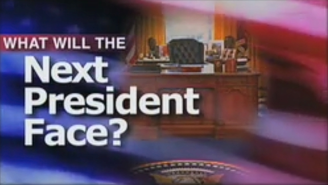 What Will the Next President Face?