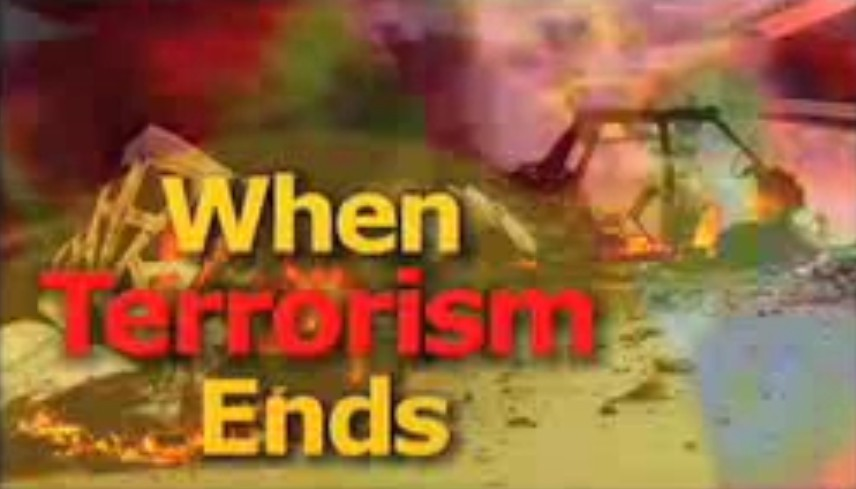 When Terrorism Ends