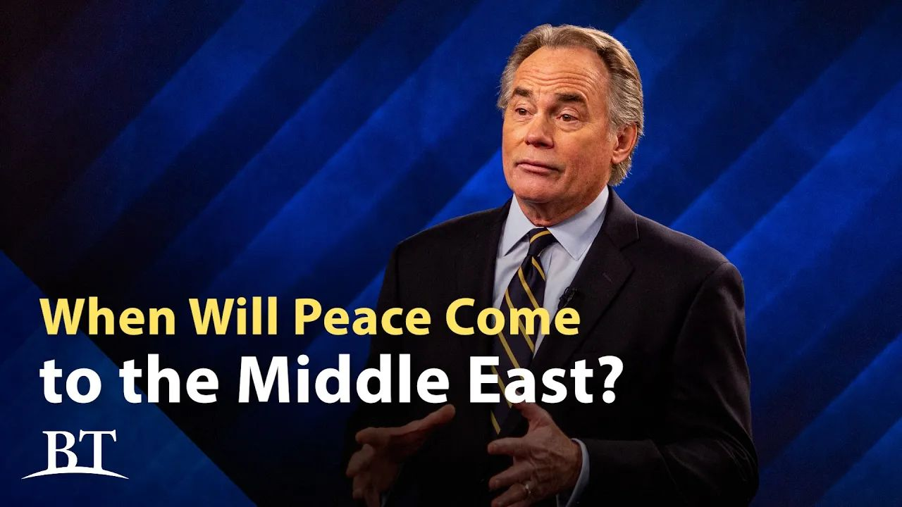 When Will Peace Come to the Middle East?
