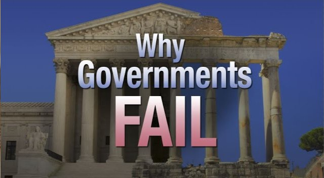 Why Governments Fail